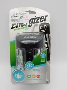 Energizer Recharge pro/ AA-AAA Battery charger (As new)