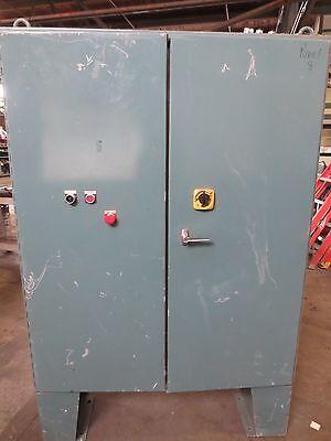 Hoffman A-604812lp Steel Electrical Enclosure 60 X 40 X 12