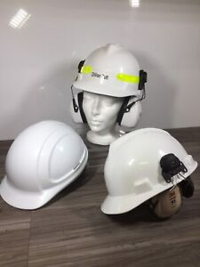 White hard hat - multiple available