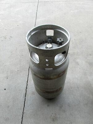 Fork Lift Aluminum Lpg Tank For Lp Forklift Propane Cylinder Truck Clark Toyota