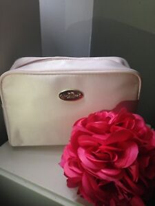 Bridal Pink Coach Cosmetic Bag