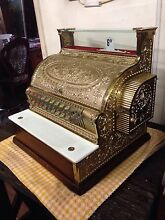 *****Brass National Cash Register***** price reduced, ready to sell! Tallegalla Ipswich City Preview