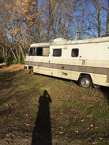Motorhome trade for ?