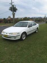1996 Ford Falcon Sedan Emerald Central Highlands Preview