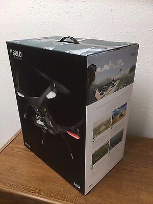 Camera drone 3DR Solo BB11A bundle