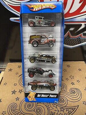 Hot Wheels 2007 Pirates 5-Pack BONE SHAKER