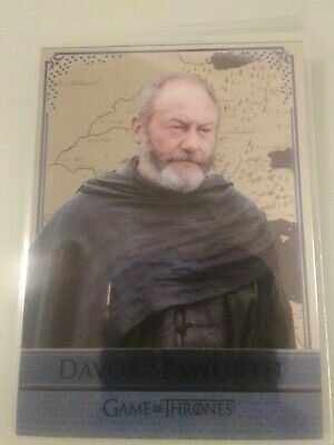 2019 game of thrones inflexions mirror relationships Davos Seaworth/ Hendry