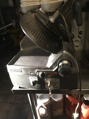 Hobart Model 2712 2 Speed Automatic Deli Meatcheese Slicer