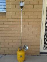 CAMPING GAS LANTERN AND HEATER WITH EXTENSION POLE. Penrith Penrith Area Preview