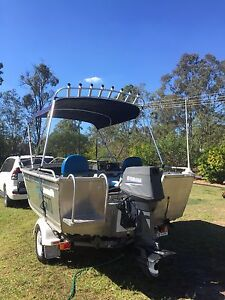 Yamaha 50hp 2008 3cyl Buccan Logan Area Preview