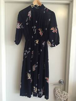 Vintage Navy Blue Dress Chiswick Canada Bay Area Preview