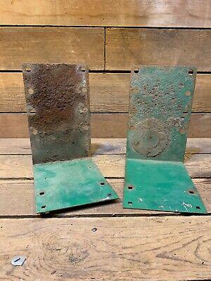 Used John Deere 2010 Fender Brackets Utility Part Tractor Unknown Sheet Metal