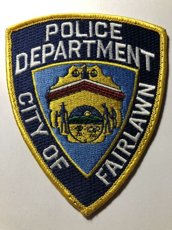 Fairlawn Ohio Police Patch