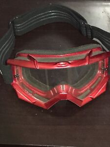 Oakley Red Goggles