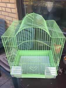 Small bird cage- like new