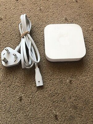 Apple AirPort Express 2 A1392 - Wireless Router / Acces Point - AirPlay 3.5mm
