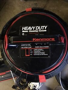 Kenmore Heavy Duty Home Cleaning System
