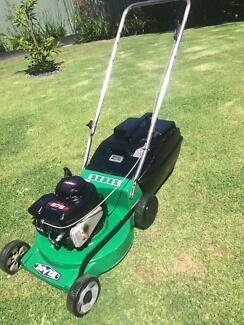 Rover rebel lawn mower Alloy Base 4hp 4 stroke 4 blades