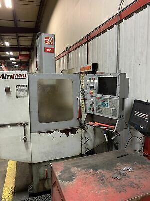 Haas Mini Mill Vmc 2000