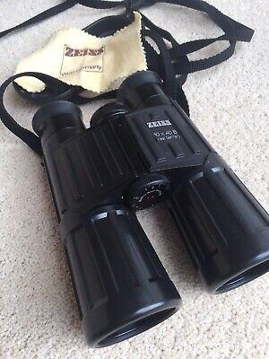 Zeiss 10 X 40B T* Binoculars + Case