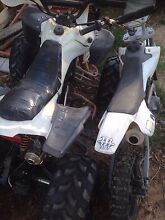 125 cc motorbike & quad Uralla Uralla Area Preview
