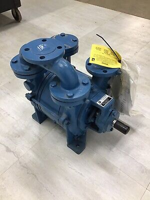 Sihi Liquid Ring Vacuum Pump Lphr 40412ab-0010a0 New