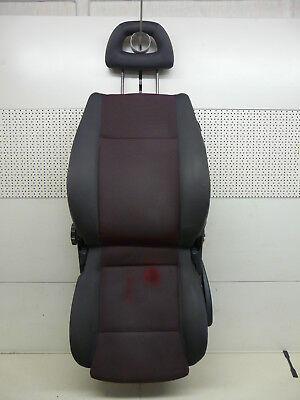 Sitz vorne links Sport Stoff schwarz rot 6X3881105AN Seat Arosa VW Lupo gebraucht kaufen  Niederdorf