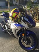 2016 Yamaha R3 Avondale Heights Moonee Valley Preview
