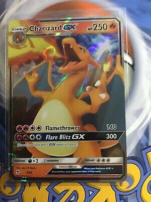 Pokemon TCG Hidden Fates Charizard GX