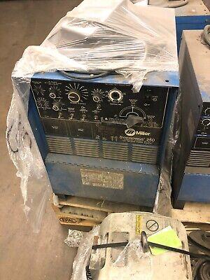 Used Syncrowave 250 Miller Welder
