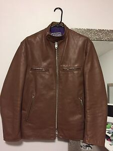 1960s CAFE RACER MOTORCYCLE JACKET
