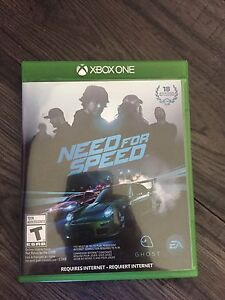 Need For Speed, Battlefield 1 and Live Membership