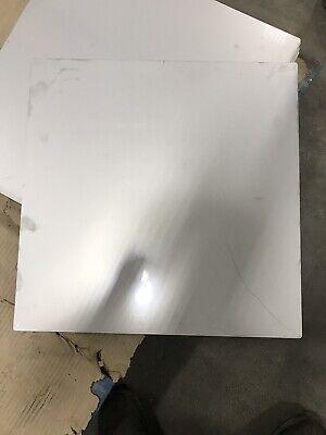 16 Gauge Stainless Steel 2b Mill Finish 304 Sheet Plate 22-14x22-14 - .01