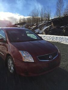 2010 Nissan Sentra Fully Loaded Certified Sedan  60 000km