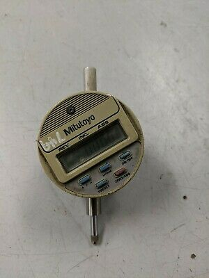 Mitutoyo Idc-1012-me Digital Dial Indicator 12 12.7mm Travel .0005 .01mm Res