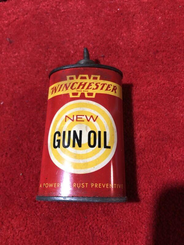 Winchester Gun Oil Can