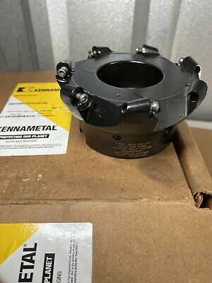 New Kennametal 4 Daisy Shell Face Mill Bmd400r1207s125l200 Edp 4042718