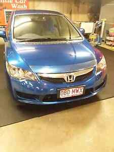 2010 Honda civic Eight Mile Plains Brisbane South West Preview