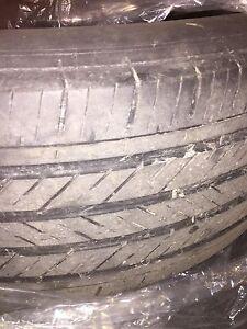 P225/50R17 Michelin Summer Tires