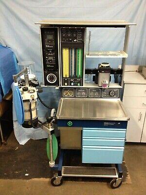 Ohmeda Modulus Ii Anesthesia Gas Machine 2236-5200-910