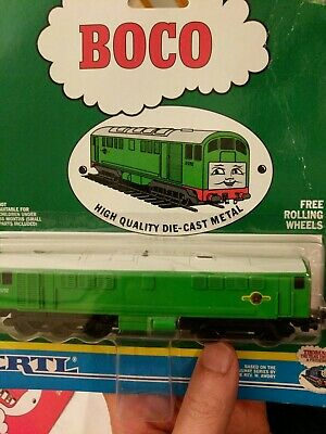 ERTL Thomas the Tank Engine & Friends #4052 Boco - NEW on card, 1993 Die-cast