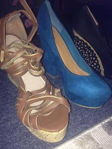 Size 10 ladies shoes Wollongong Wollongong Area Preview