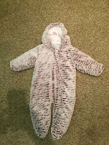 6-9 month snow suit