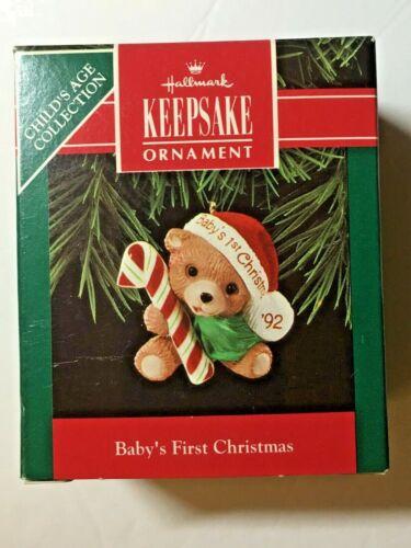 Hallmark Keepsake Ornament Baby