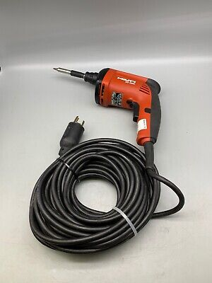 Hilti Sd4500 Drywall Screw Gundrilldriver Corded Preowned Tt118