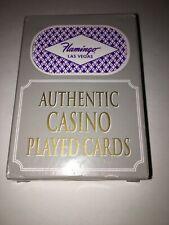 Casino Played Cards