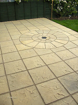 CONCRETE GARDEN PATIO & PAVING SLABS - BUNDLE DEAL 38mm thick