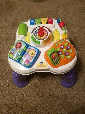 Vtech Sit-to-Stand Learn & Discover Table for sale  Kimball