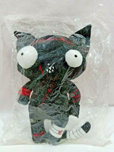 Emily the Strange Zombie Kitty Plush Doll L