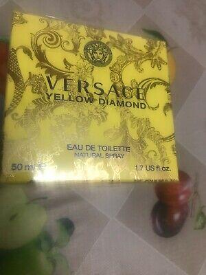Versace Yellow Diamond by Gianni Versace 1.7 Eau De Toilet for Women